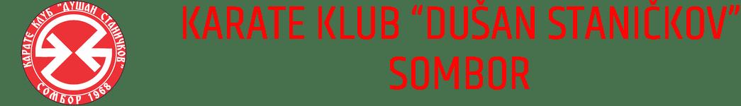Karate klub Dusan Stanickov